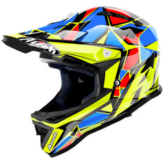 Airoh Archer Youth MX Helmet - Chief Blue