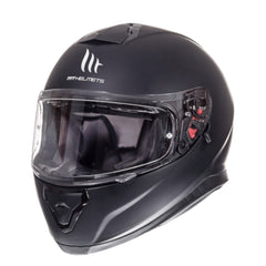 MT Thunder 3 SV Full Face Helmets - Solid Matt Black