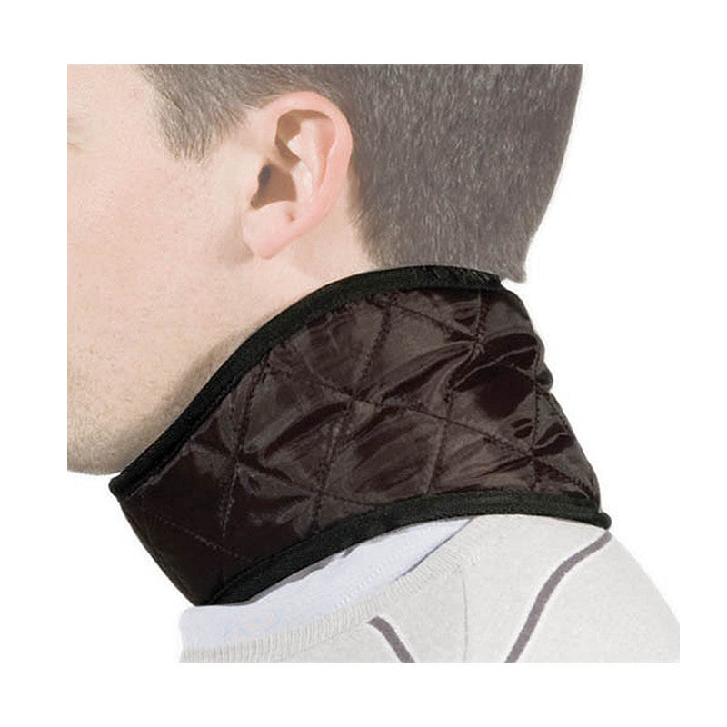 Givi TC400 Motorcycle Inner Fleece Thermal Neck Protector - One Size - Black