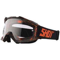 "Shot 2018 ""Assault Drop"" Goggles - Neon Orange Matt"