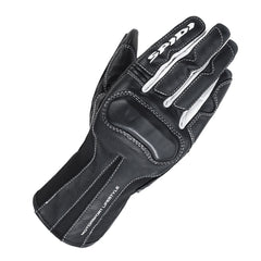 Spidi Charm Ladies Leather Touring Gloves - Black