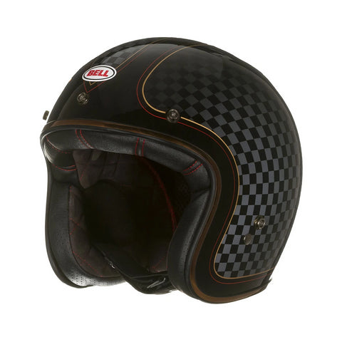 Bell Street Custom 500 Open Face Scooter Motorcycle Helmet (RSD Check It) - Bell -  - MSG BIKE GEAR - 1