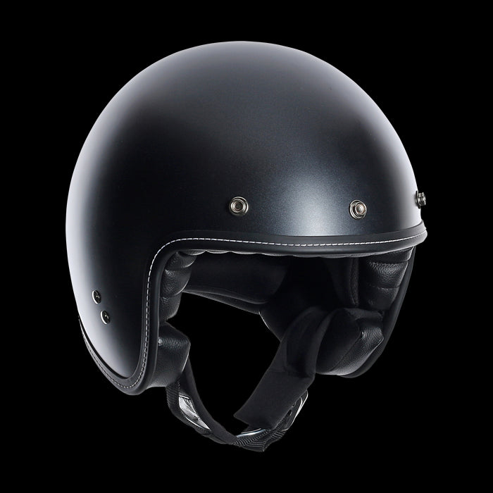 AGV RP60 Open Face Helmet - Matt Black