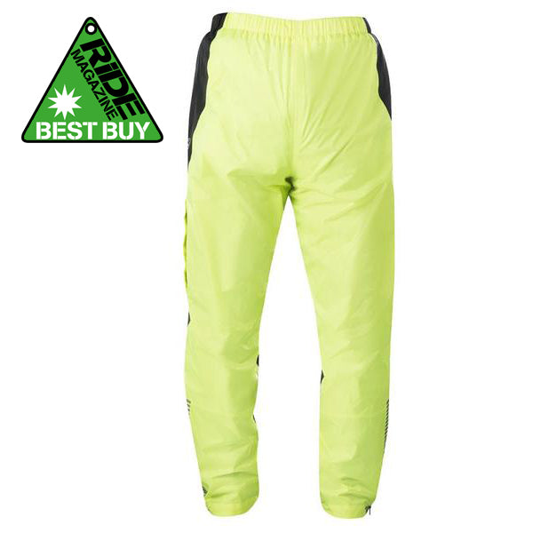 Alpinestars Hurricane Waterproof Over Trousers - Fluo / Black