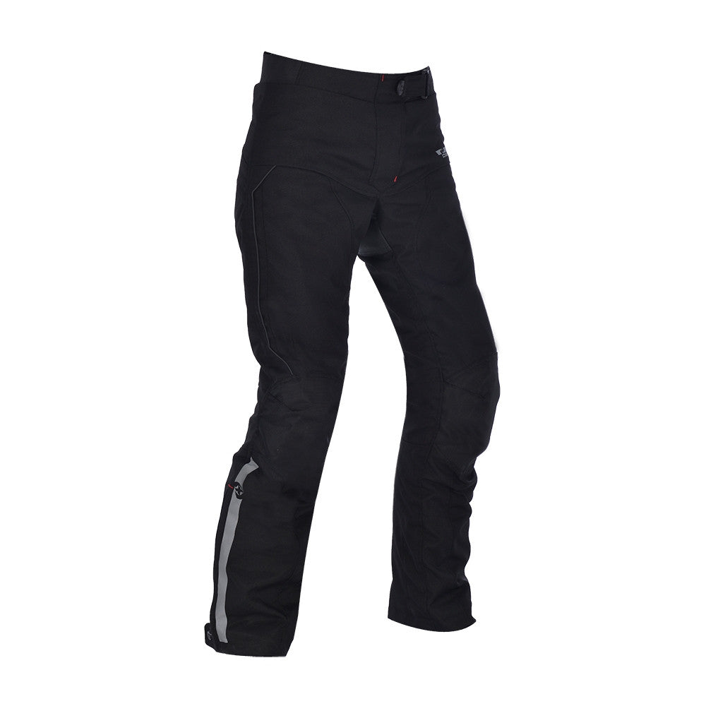 Oxford Dakota 2.0 Short Ladies Waterproof Textile Trousers - Black