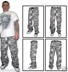 HORNEE SA-M10 MOTORBIKE MOTORCYCLE REGULAR FIT SHORT LEG DESERT CAMO JEANS - Hornee -  - MSG BIKE GEAR