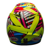 Bell MX-9 MIPS Off Road Helmet - Tagger Double Trouble Hi-Viz Yellow