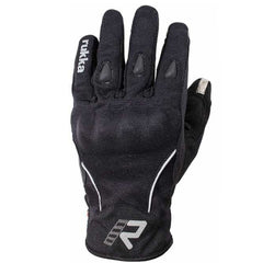 Rukka Forsair Textile Gloves - Black
