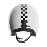 AGV RP60 Open Face Helmet - Checker Flag