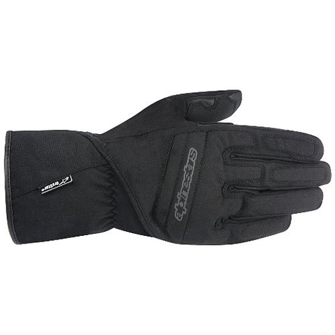 Alpinestars Stella Ladies SR-3 Adventure Touring Motorcycle gloves - Black - Alpinestars -  - MSG BIKE GEAR - 1