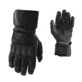 RST GT CE 102175 Ladies Leather Gloves - Black