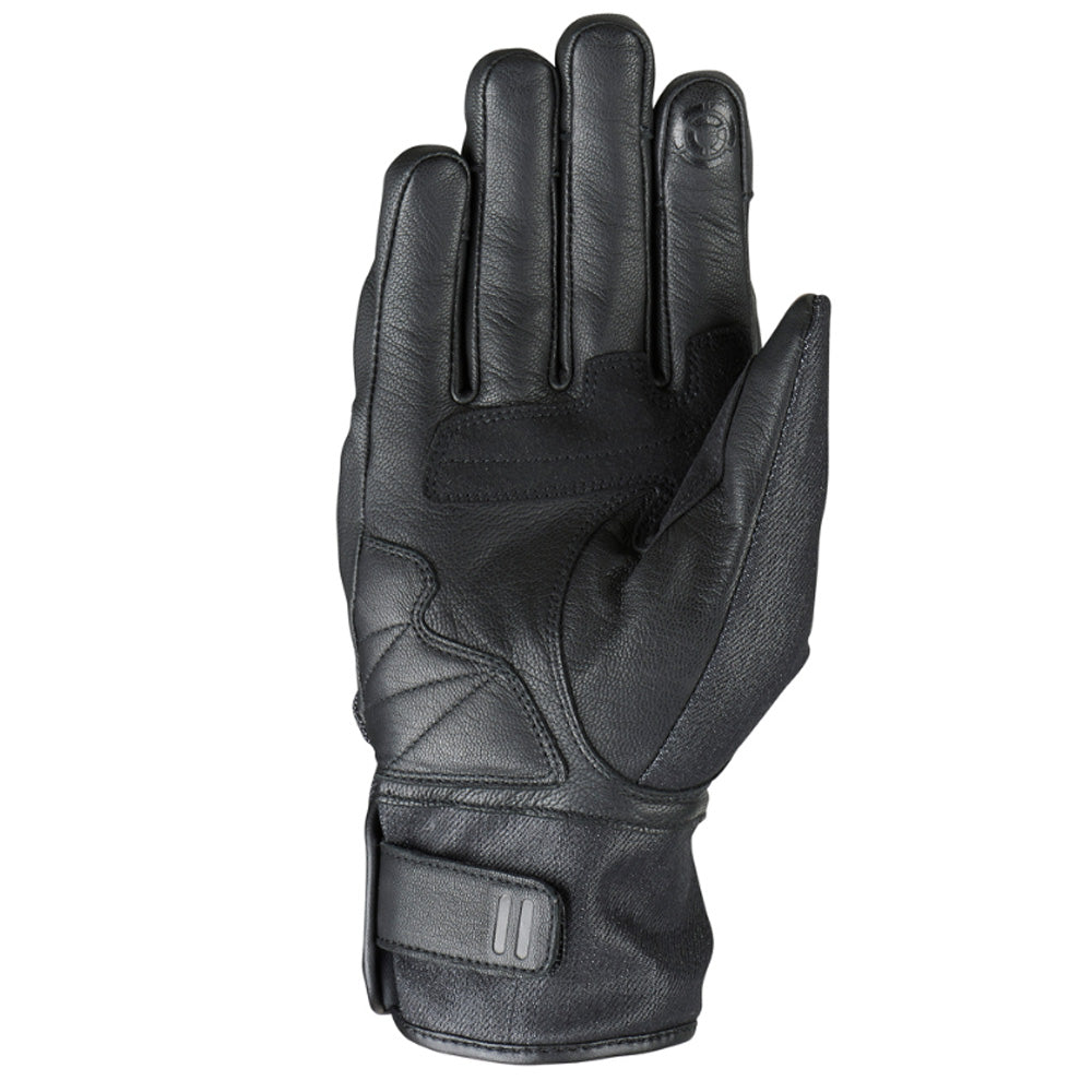 Furygan Endigo D30 Waterproof Denim Gloves - Black