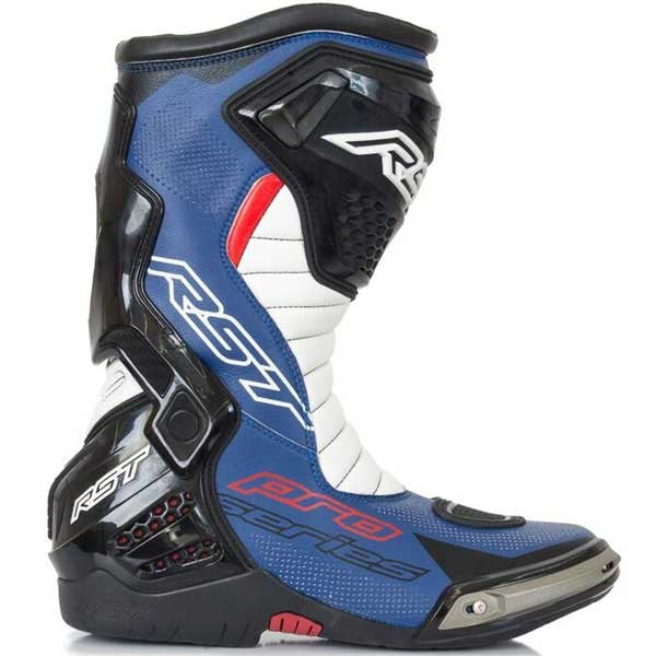 RST PRO SERIES 1503 RACE CE MOTORCYCLE BOOTS BLACK/BLUE - RST -  - MSG BIKE GEAR - 1