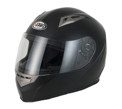 Vcan V158 Full Face Helmet - Matt Black