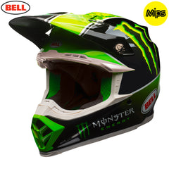Bell MX 2018 Moto-9 MIPS MX Helmet - Tomac Monster Replica