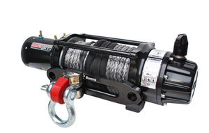 Winch - Runva 11XP PREMIUM 12V with Synthetic Rope - full IP67 protection