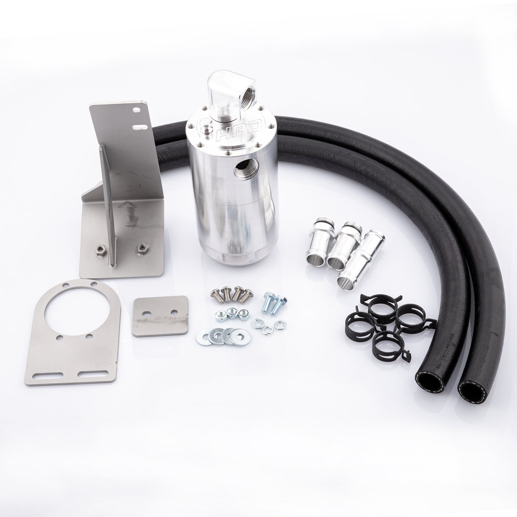 HPD Billet catch can Suit 200 series All years (ADR APPROVED)