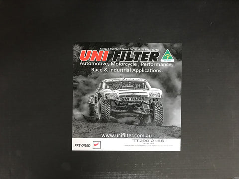 PDP UNIFILTER 70 series Air filter - washable