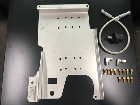 PDP 200 series Compressor bracket