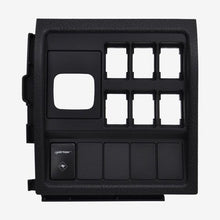 Load image into Gallery viewer, Replacement Switch Fascia for Toyota Landcruiser 200 Series - Black