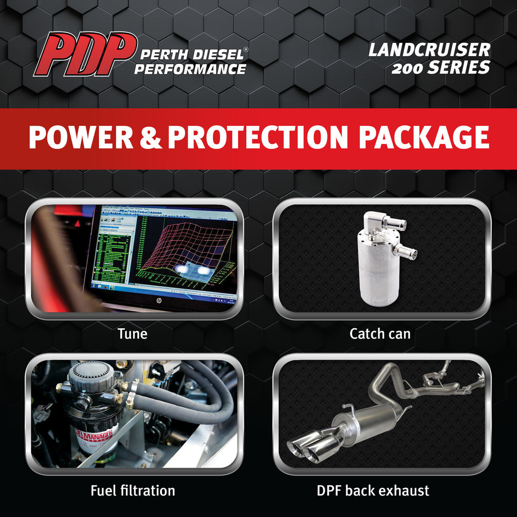 PDP Power & Protection Package - 200 Series