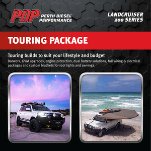 PDP Custom Touring Packages - 200 Series