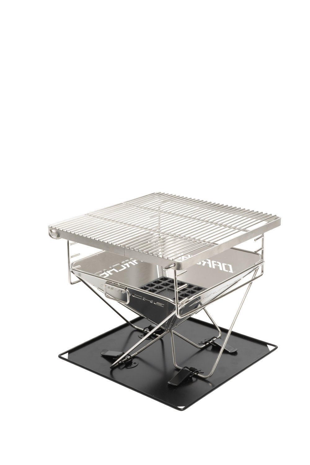 Darche Stainless Steel BBQ 310 Firepit