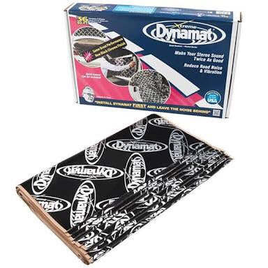 Dynamat Xtreme Pack - 9 Sheets