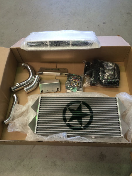 Cross Country Intercooler - 200 series Landcruiser