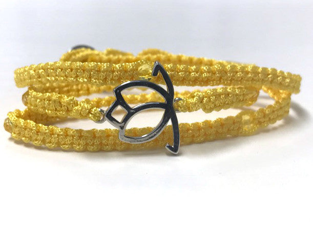 Freedom Wrap Bracelet - 3 Loop