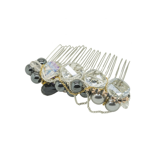 The Enchanting Hair Comb - Hair Jewellery - Senhoa UK - 1