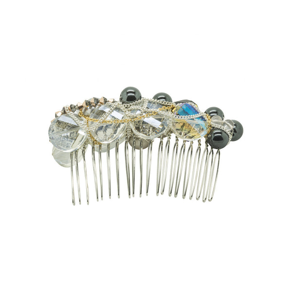 The Enchanting Hair Comb - Hair Jewellery - Senhoa UK - 2