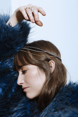 The Enchanting Circlet - Hair Jewellery - Senhoa UK - 2