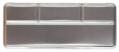 Finetec metal palette for 12 colours
