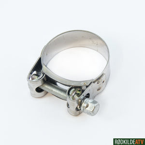 130.MC44 - Exhaust Clamp 1.3/4 - Rødkilde ATV
