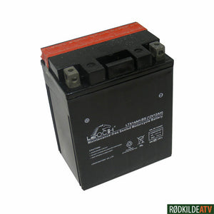 150.YTX14AHBS - Battery YTX14AH-BS - Rødkilde ATV