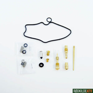 165.03021 - Carburetor Repair Kit TRX300/FW 88-90 - Rødkilde ATV