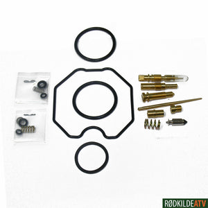 165.03042 - Carburetor Repair Kit TRX250/ES 01-05 - Rødkilde ATV
