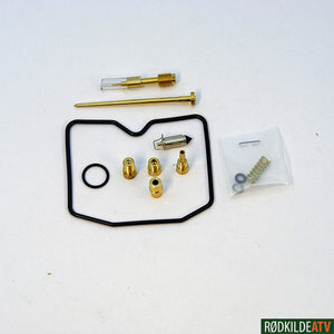 165.03104 - Carburetor Repair Kit KLF300 89-95 - Rødkilde ATV