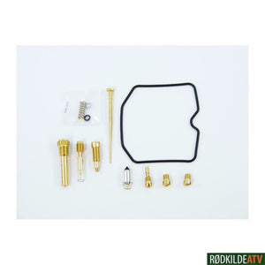 165.03112 - Carburetor Repair Kit KVF360 03-07 - Rødkilde ATV