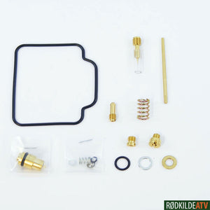 165.03209 - Carburetor Repair Kit LT4WDX 91-98 - Rødkilde ATV
