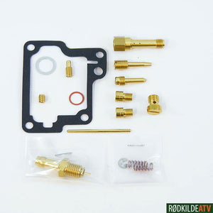 165.03222 - Carburetor Repair Kit LTA50 / KSF50 02-05 - Rødkilde ATV