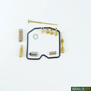 165.03224 - Carburetor Repair Kit LTA/LTF400F 08-09 - Rødkilde ATV