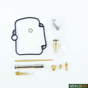 165.03314 - Carburetor Repair Kit YFM600 98-01 - Rødkilde ATV
