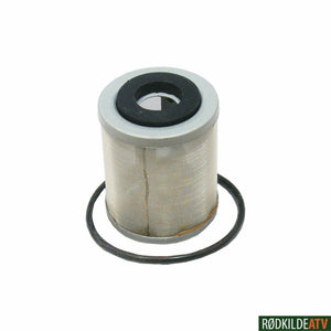 170.0045 - OIL FILTER YFM350-400 MAN OE#1UY-13440-00 (HF142) - Rødkilde ATV