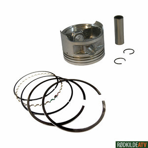 190.04123 - Piston Kit KLF250 Bayou 03-05 OS .50 - Rødkilde ATV