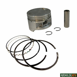 190.04125 - Piston Kit KLF250 Bayou 03-05 OS 1.00 - Rødkilde ATV