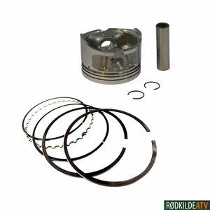 190.04305 - Piston Kit YFM/YFB250 89-01 OS 1.00 - Rødkilde ATV