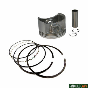 190.04393 - Piston Kit YFM450F 06-14 OS .50 - Rødkilde ATV