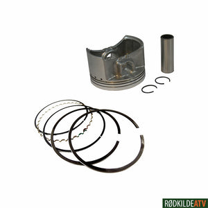 190.04395 - Piston Kit YFM450F 06-14 OS 1.00 - Rødkilde ATV